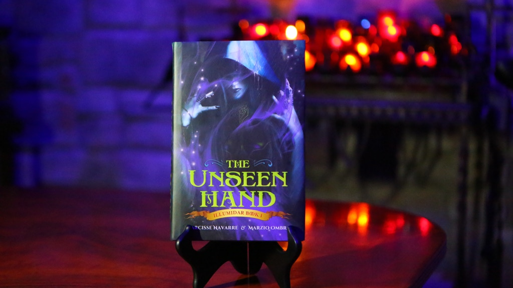 The Unseen Hand / A Debut Fantasy Novel project video thumbnail