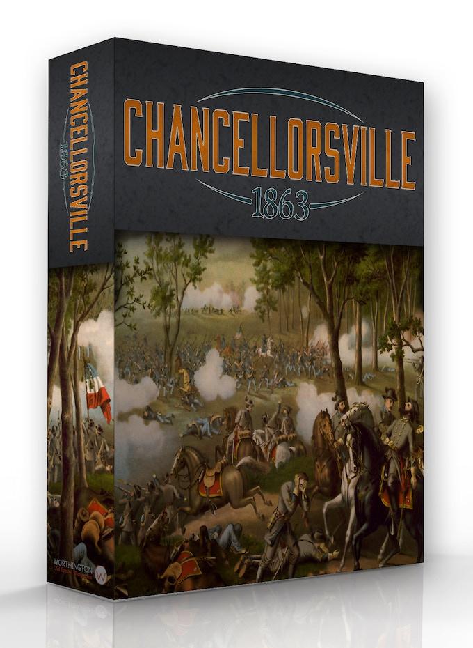 Chancellorville 1863