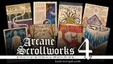 Arcane Scrollworks 4: Fourth Level Spell Scrolls thumbnail