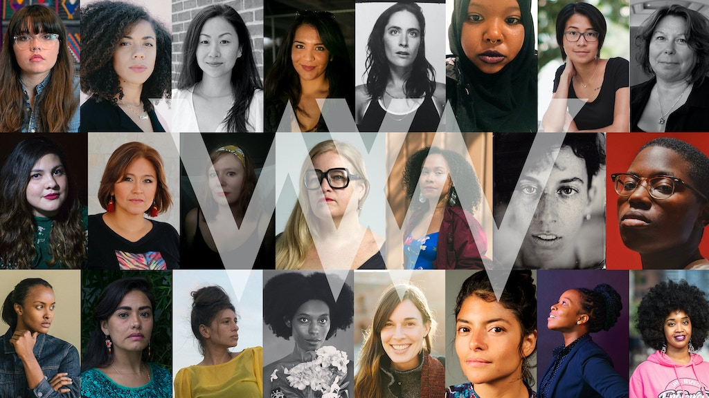 We, Women: A Visual Rebellion project video thumbnail