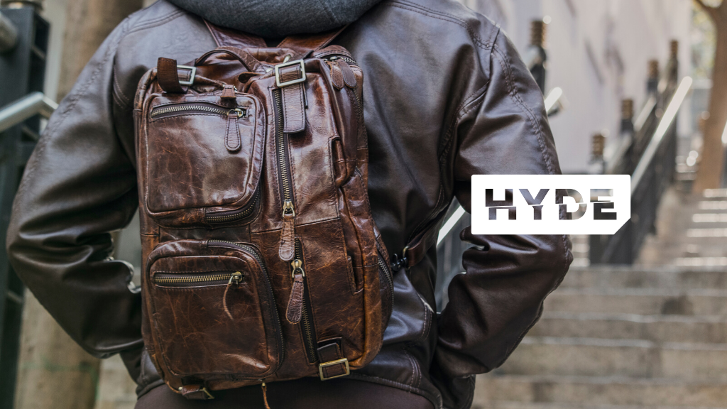 TANTUM from Hyde | The Classic Leather Bag Re-imagined. project video thumbnail
