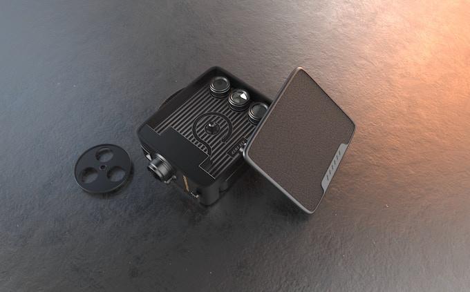 香港品牌 Fragment 8 復古數碼相機