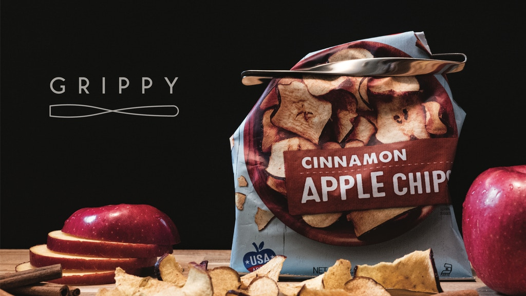 GRIPPY | Keep your snacks fresh with this sustainable clip