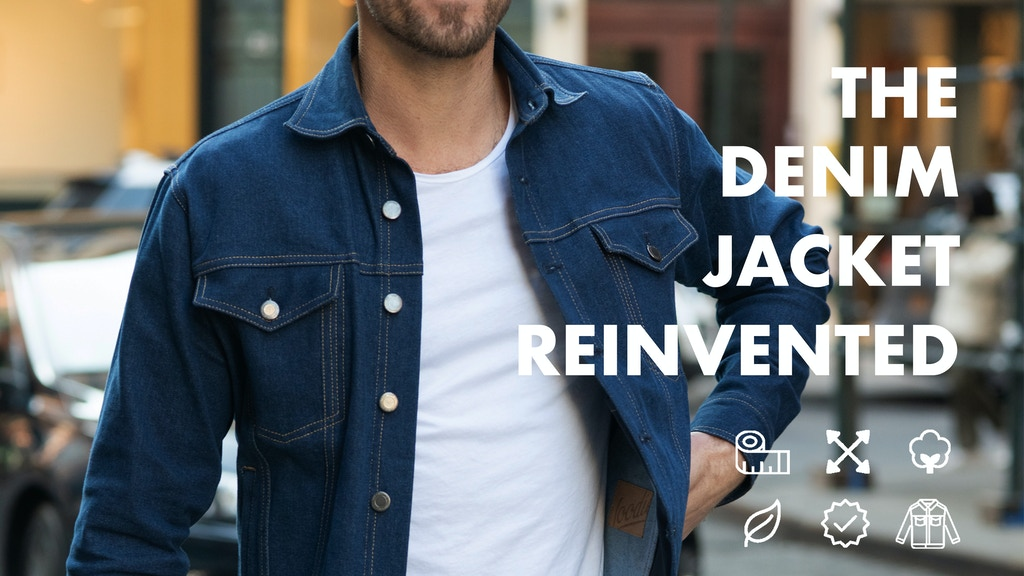 The Denim Jacket Re-Invented | From Woodies project video thumbnail