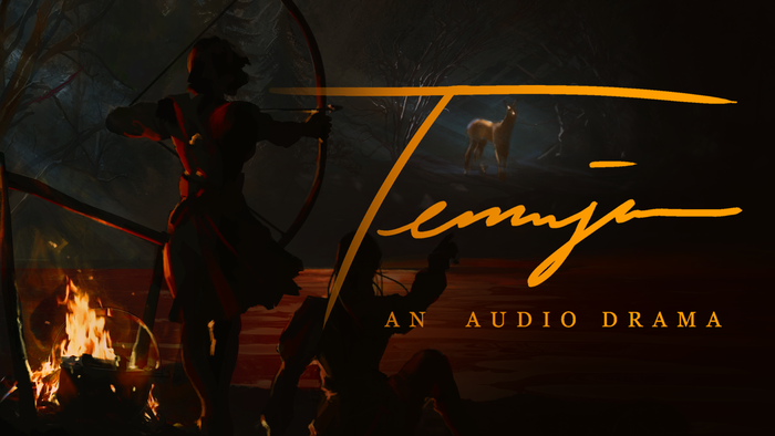 A cinematic audio drama following the rise of Genghis Khan - and the fall of his closest friend.