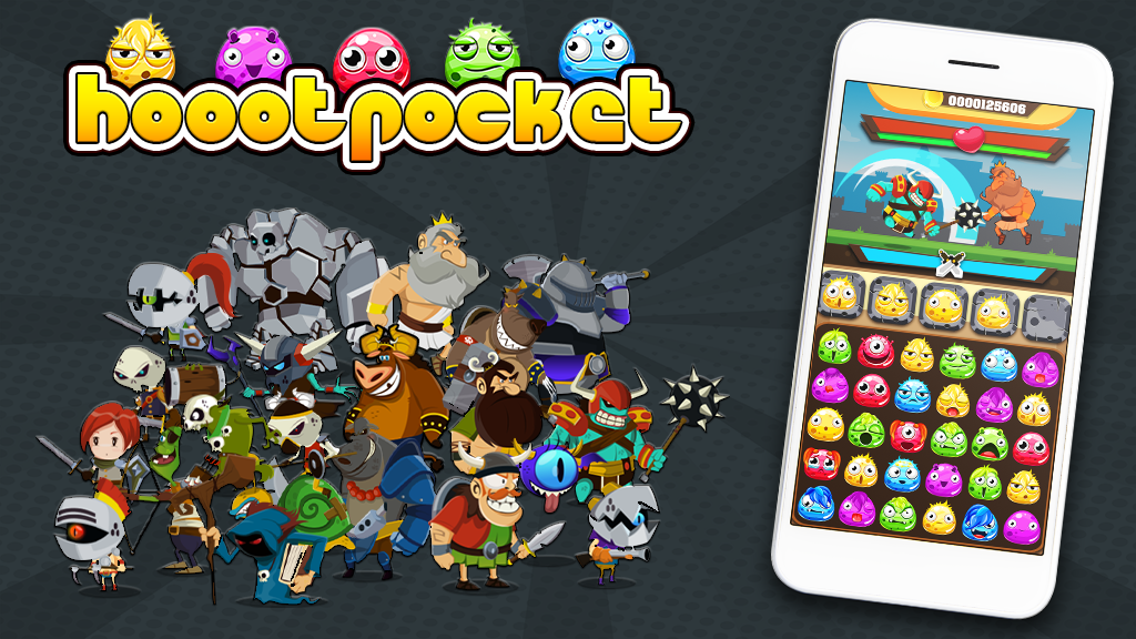 Project image for hoootPocket