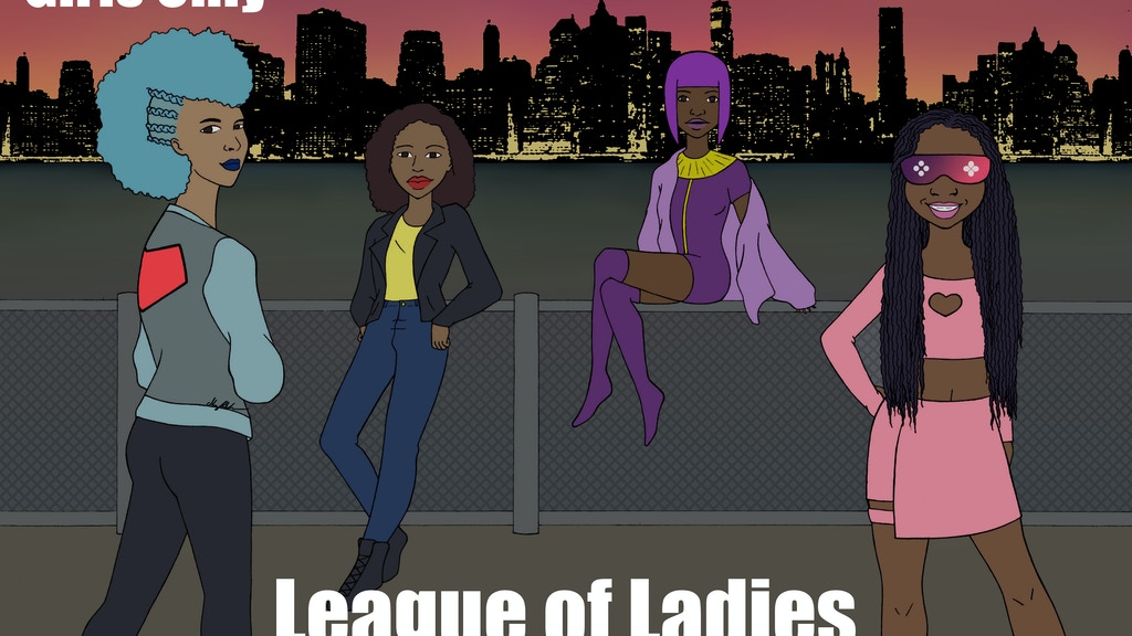 Project image for League of Ladies (Canceled)