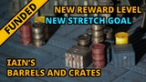 Make 100 - Iain's Barrels and Crates thumbnail