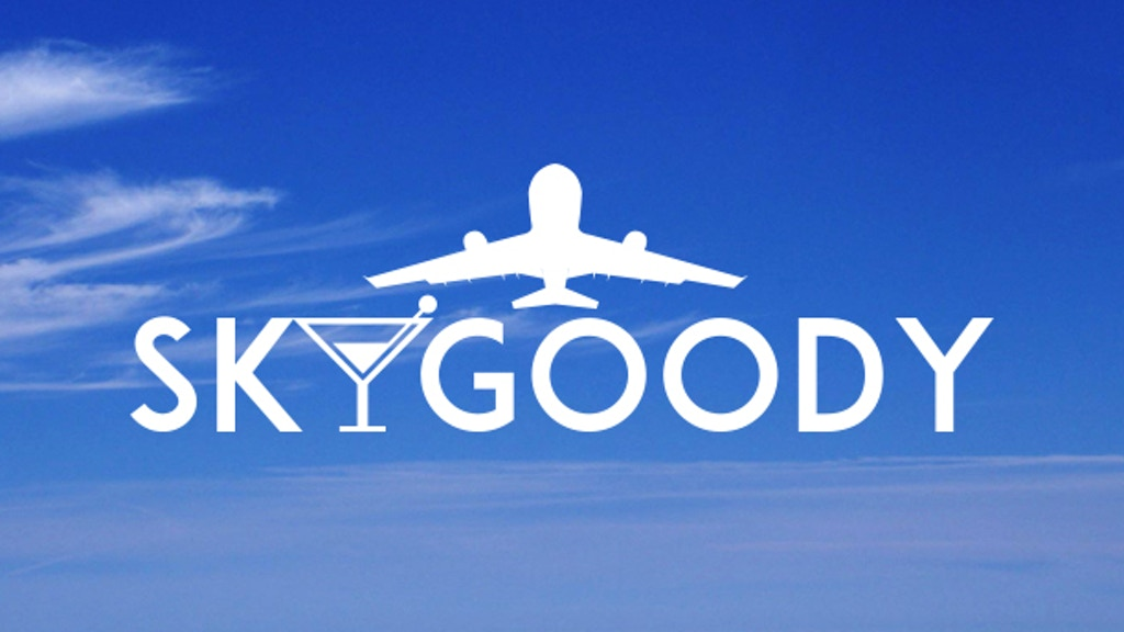 Project image for Skygoody- Buy your friends drinks on airlines from anywhere.