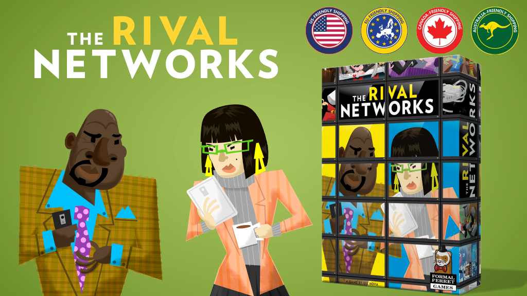 The Rival Networks project video thumbnail