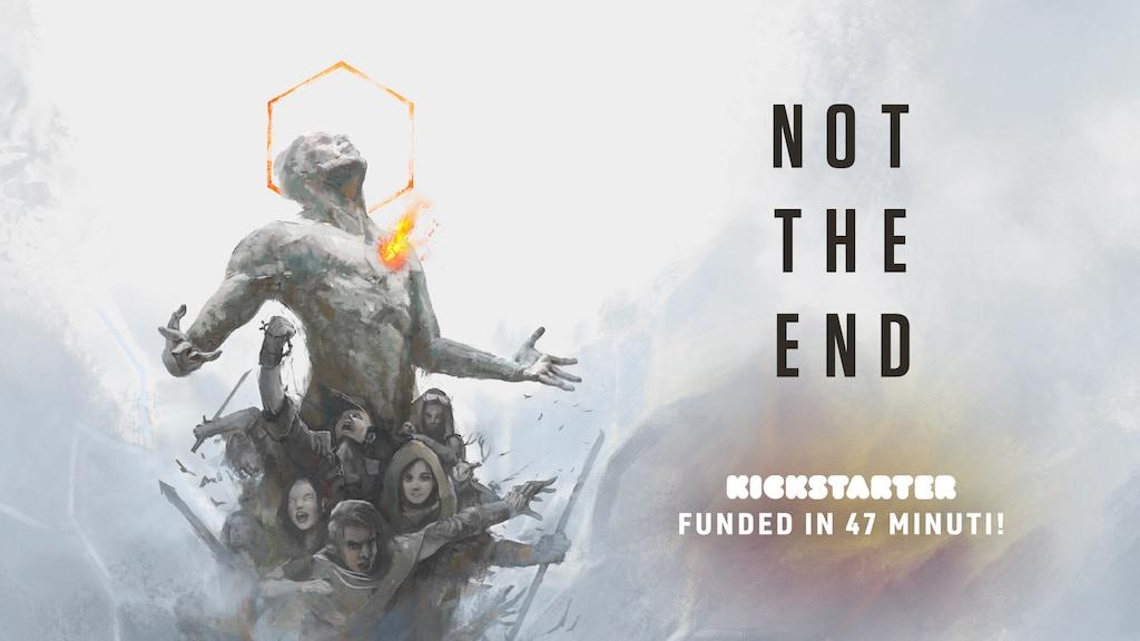 Miniatura del video del progetto Not the End