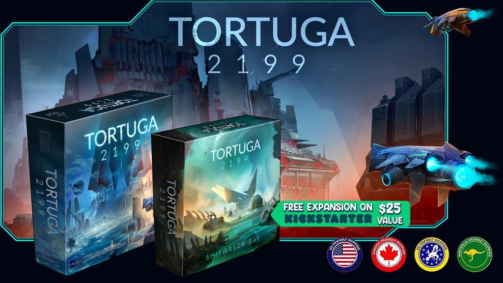 Tortuga 2199 project video thumbnail