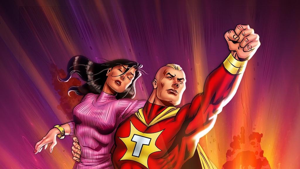 Dynamite Thor The EXPLOSIVE Superhero! project video thumbnail