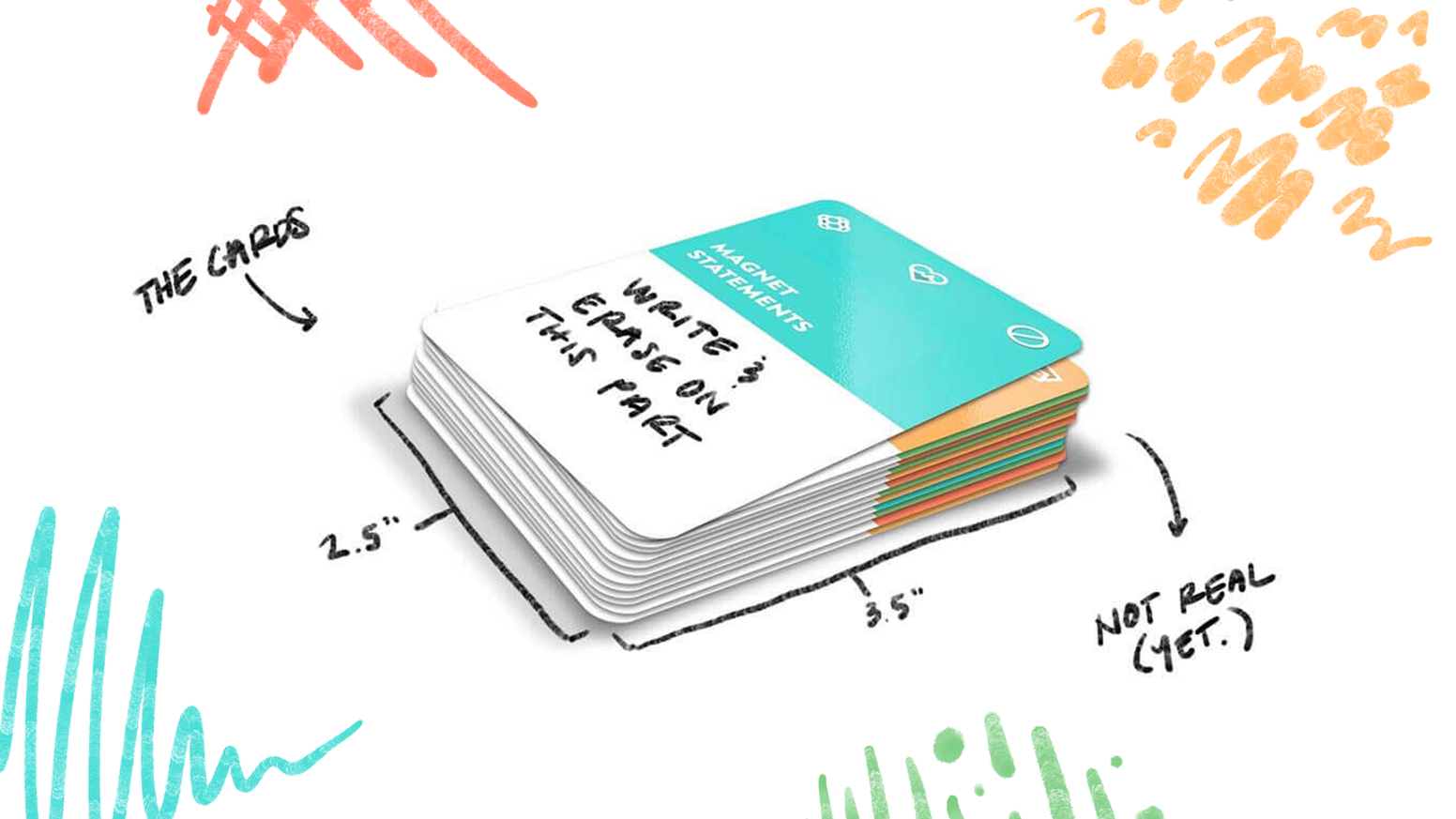 A deck for you, not your participants. For planning, responding, improvising, & co-facilitating. Arriving September 2020. Learn more at www.facilitator.cards