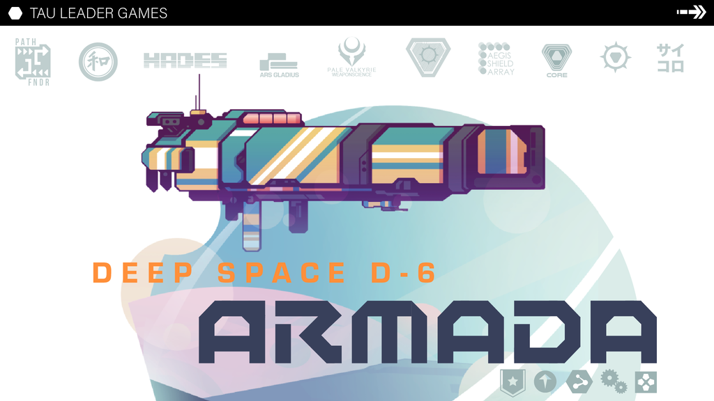 Deep Space D-6: Armada | Dice Placement Co-op Tabletop Game project video thumbnail