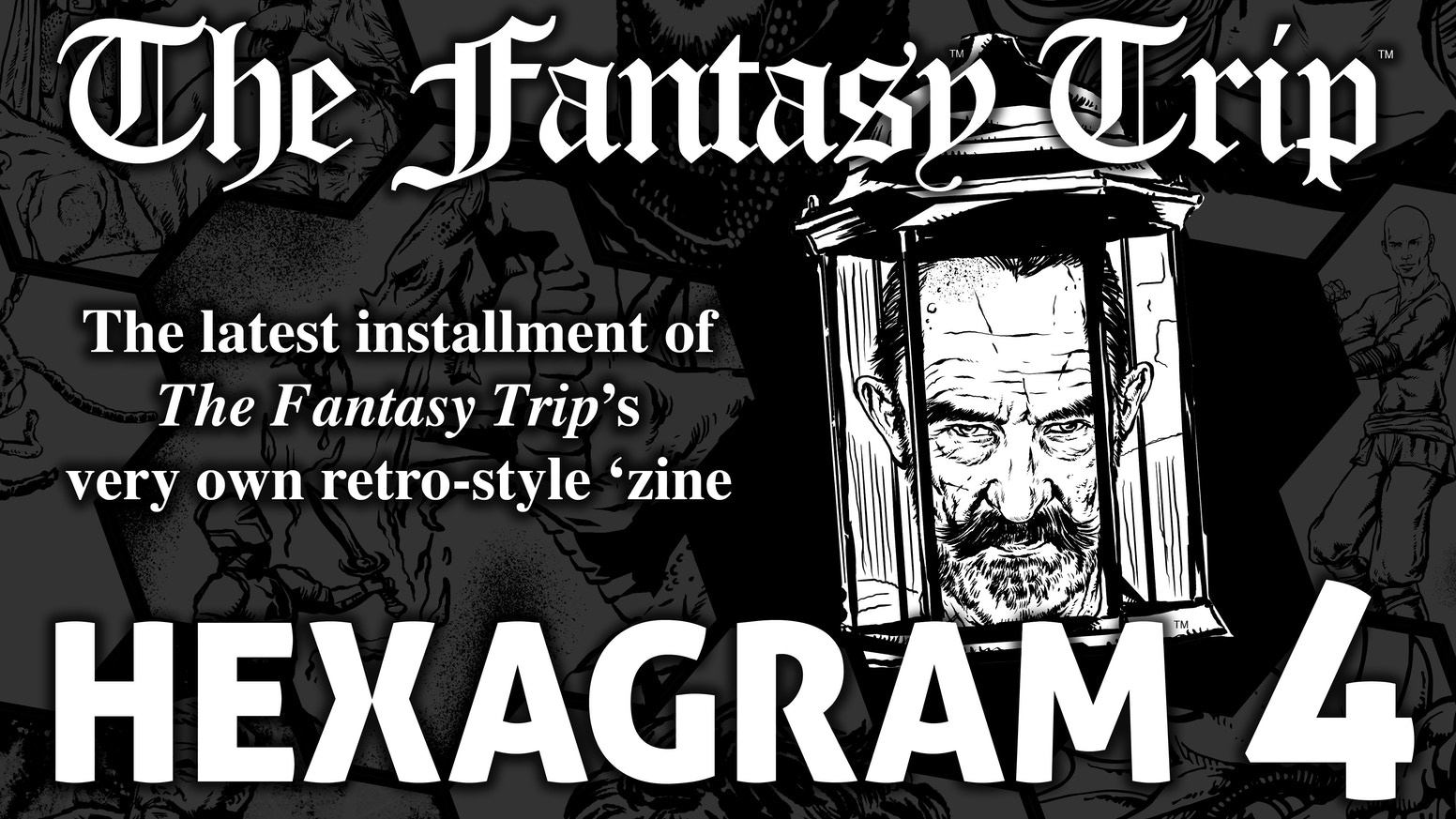 A retro-style collection of articles for and about The Fantasy Trip.