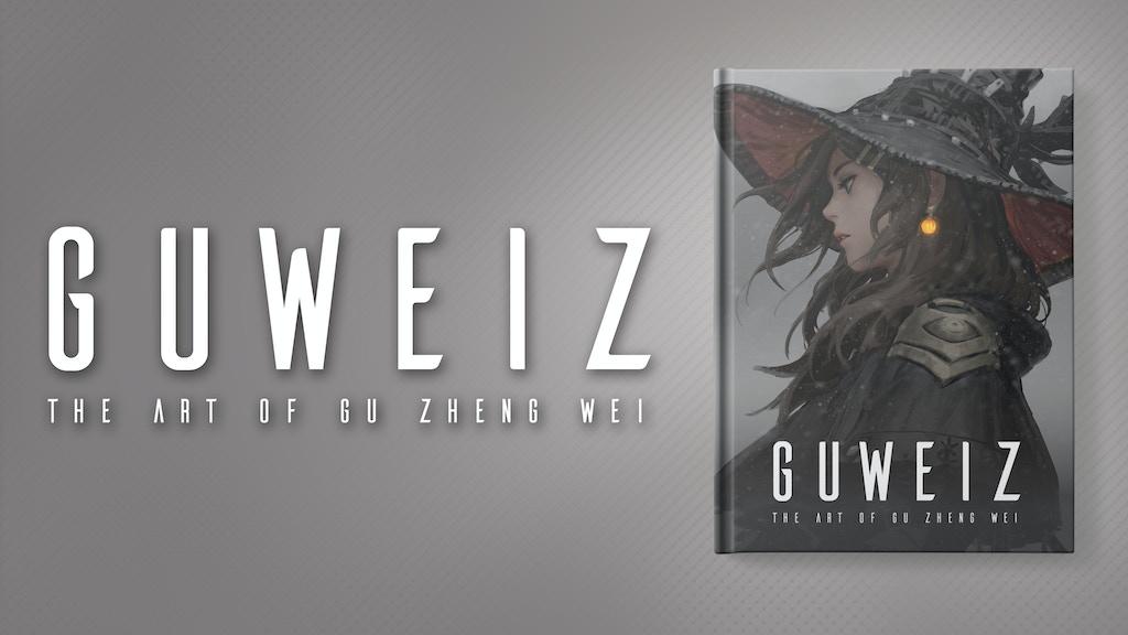 Guweiz: The Art of Gu Zheng Wei project video thumbnail