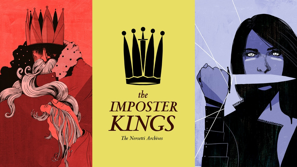 The Imposter Kings Card Game project video thumbnail