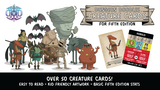 Dungeon Doodles Fifth Edition Creature Cards thumbnail