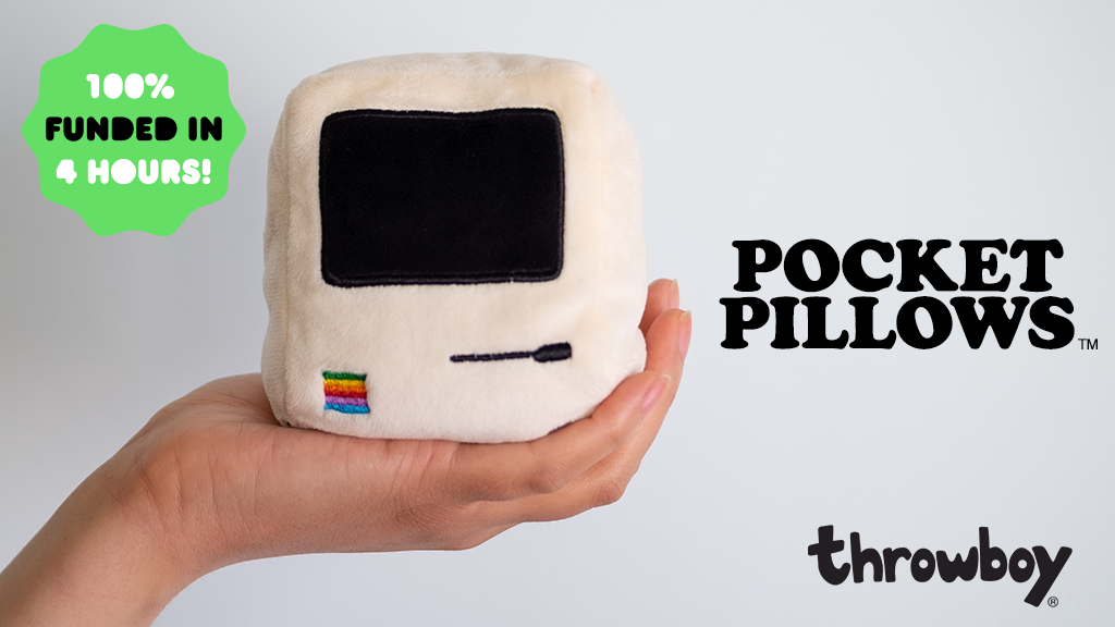 Pocket Pillows by Throwboy project video thumbnail