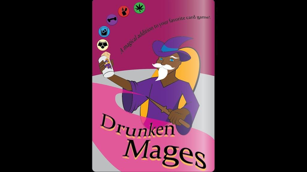 Project image for Make 100 Drunken Mages (Canceled)