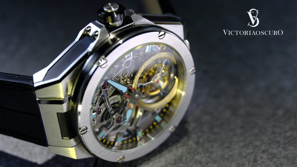 Victoriaoscuro Automatic Tourbillon Watches