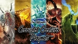 Corrupted Creature Playmats thumbnail