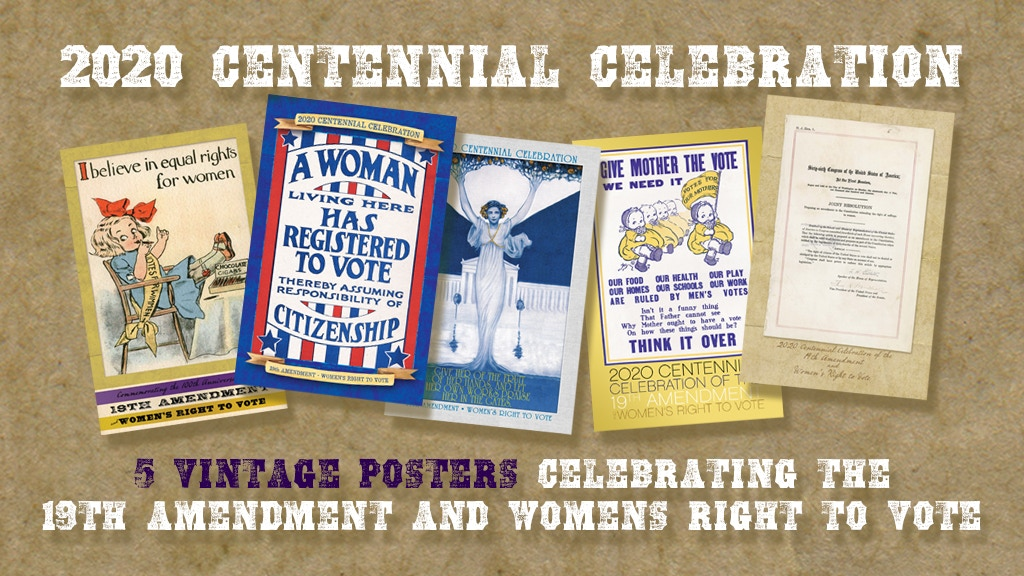 MAKE 100: The 100th Anniversary of the 19th Amendment project video thumbnail