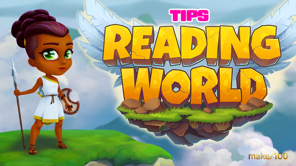 TIPS Reading World: A New Way to Teach Your Children to Read project video thumbnail