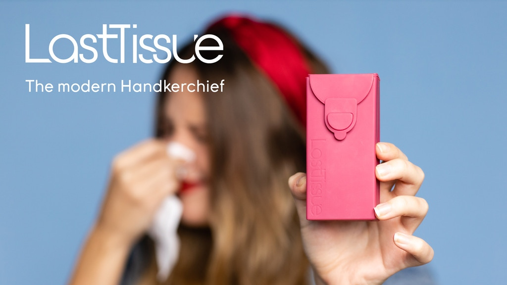 LastTissue™ - The Reusable Tissue Pack project video thumbnail