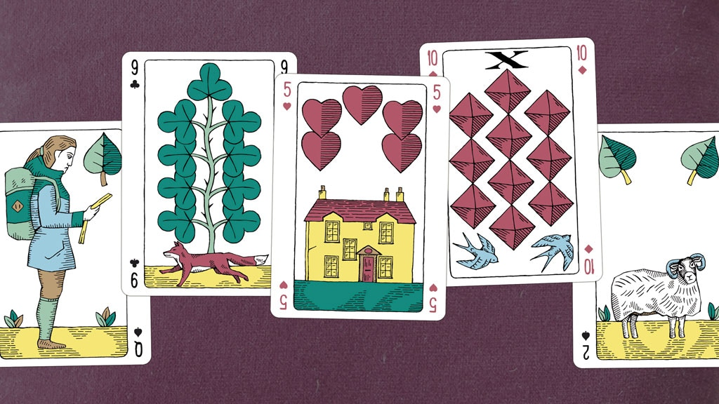 Project image for Commoners playing cards