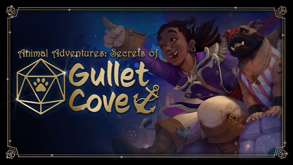 Animal Adventures: Secrets of Gullet Cove project video thumbnail
