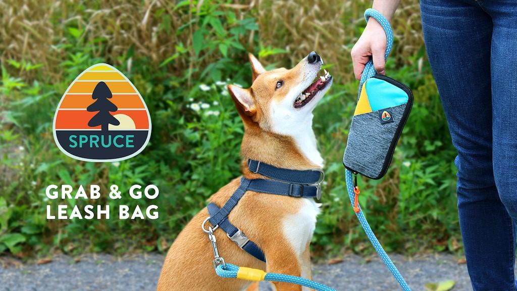 Spruce Grab & Go Leash Bag project video thumbnail