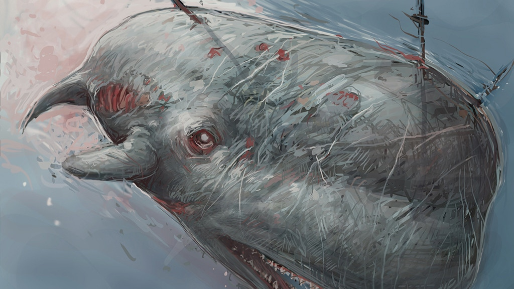 Moby Dick: Back from the Deep #3 project video thumbnail