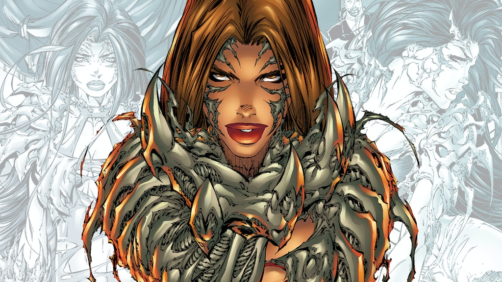 Witchblade Hardcover Volume One project video thumbnail