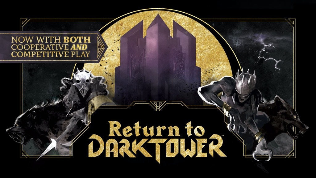 Return to Dark Tower project video thumbnail