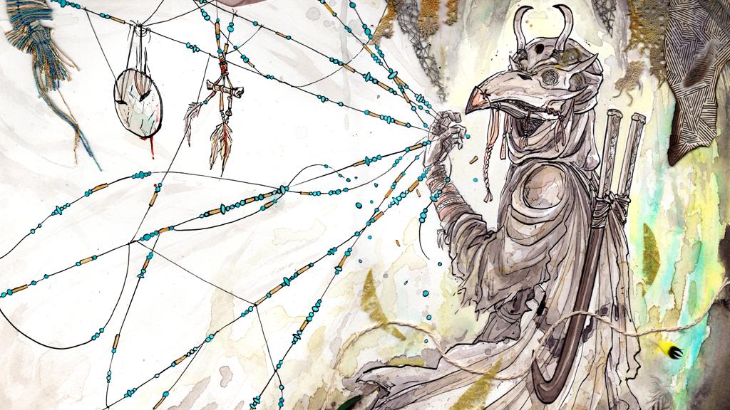 Skal [a Dark Fantasy comic] project video thumbnail