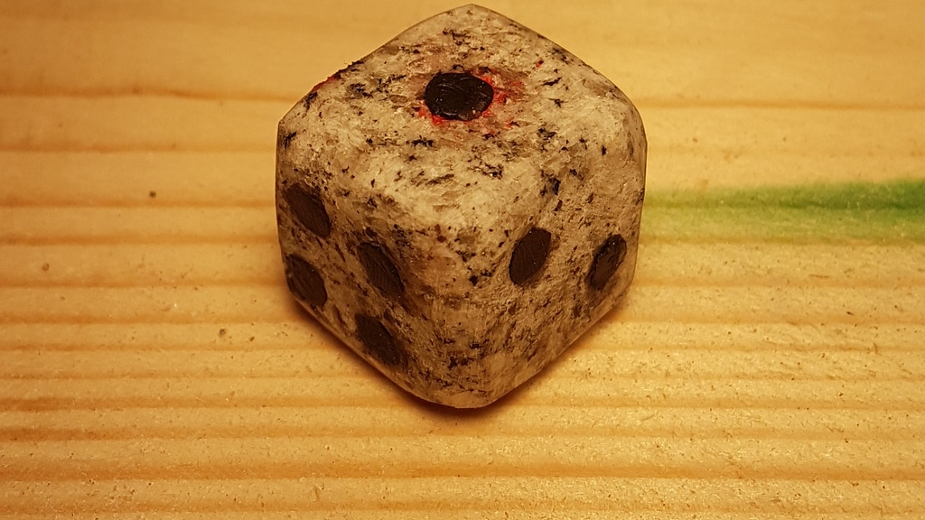 Project image for Make 100: Donkey Dice