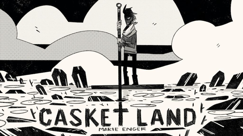 Project image for CASKET LAND - CRUACH