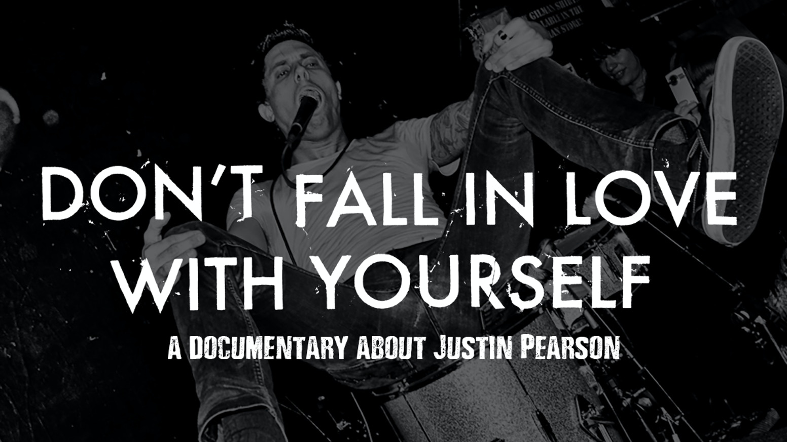A documentary about Justin Pearson, Three One G and the San Diego Punk Scene.