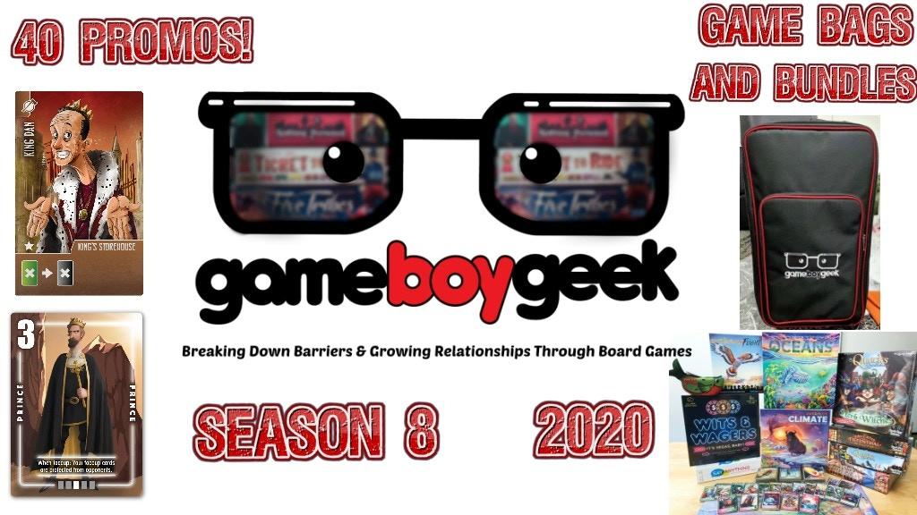 Game Boy Geek - Season 8 - 2020 project video thumbnail