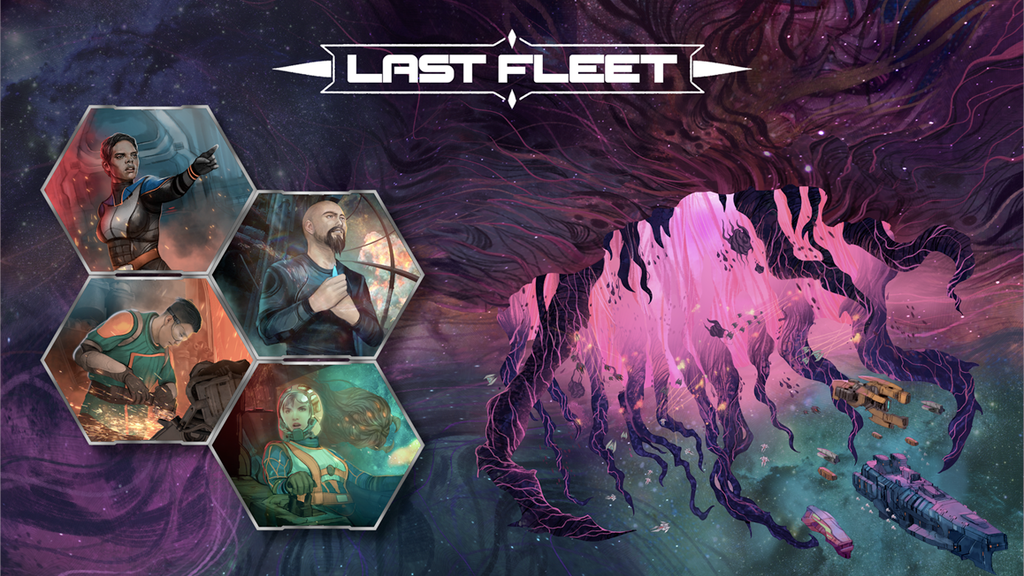 Last Fleet RPG #lastfleetrpg project video thumbnail