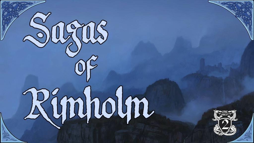 Sagas of Rimholm project video thumbnail