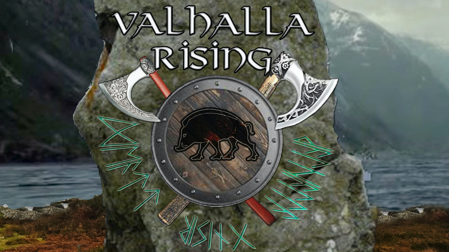 A new brand of miniatures and bust on the viking invasion thema.
