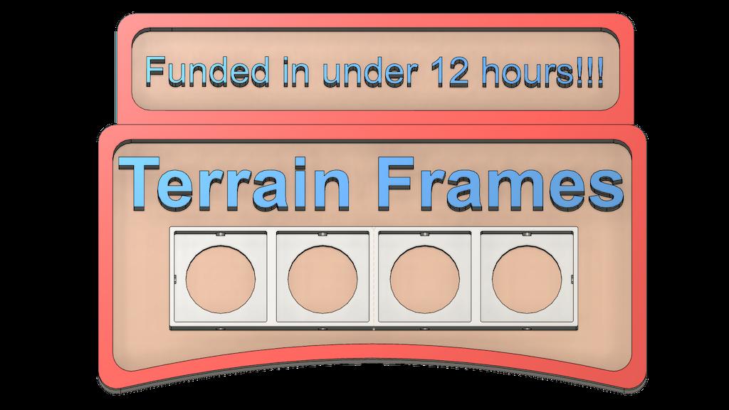Terrain Frames - Modular Terrain System. project video thumbnail