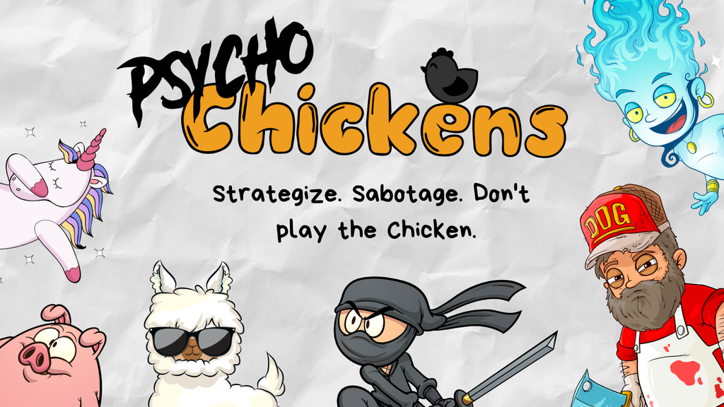 Psycho Chickens project video thumbnail