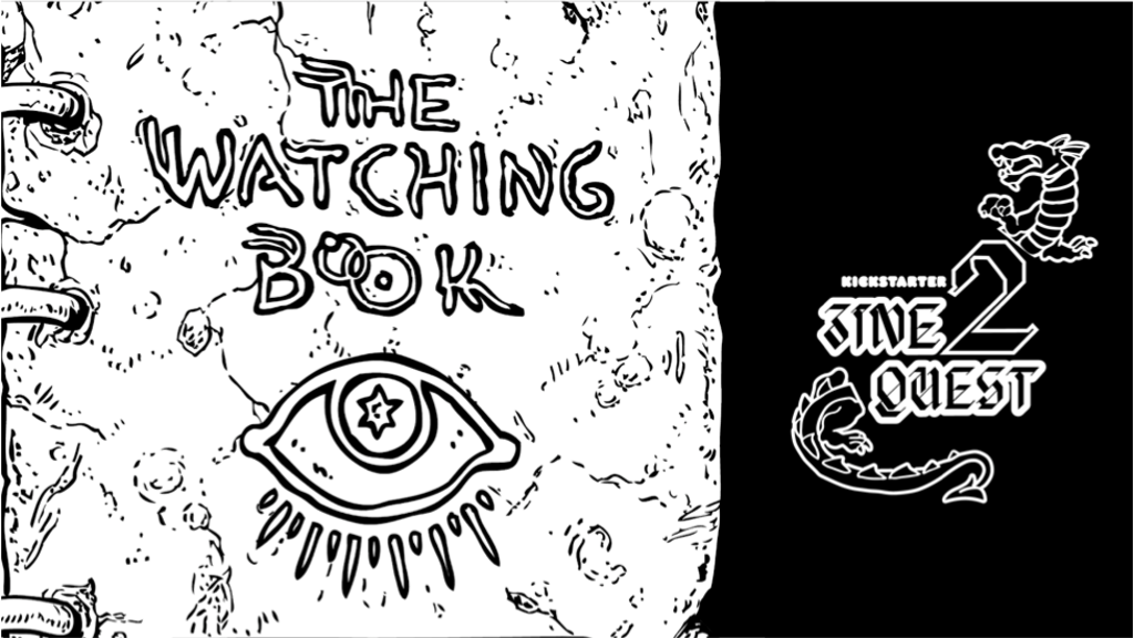 Project image for ZineQuest: The Watching Book