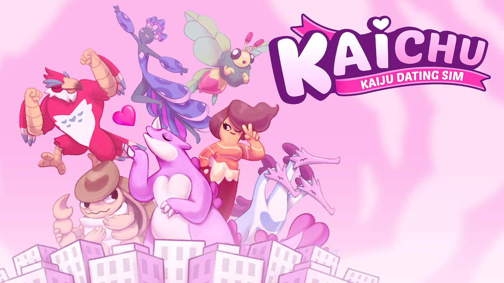 Kaichu - Kaiju Dating Sim project video thumbnail