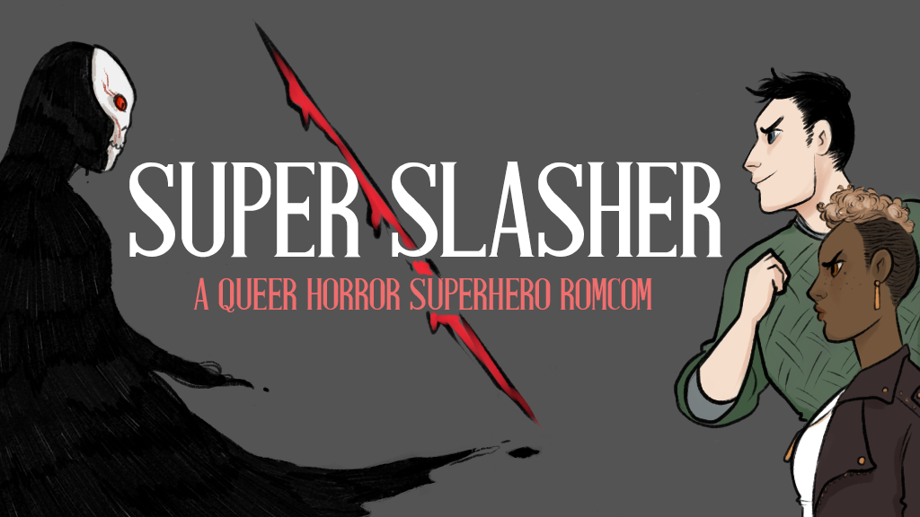 Super Slasher Mini-Comic project video thumbnail