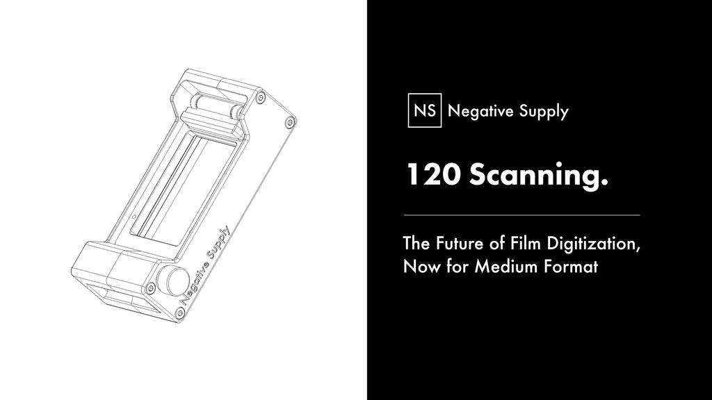 Negative Supply: Film Carrier 120 for Camera Scanning project video thumbnail